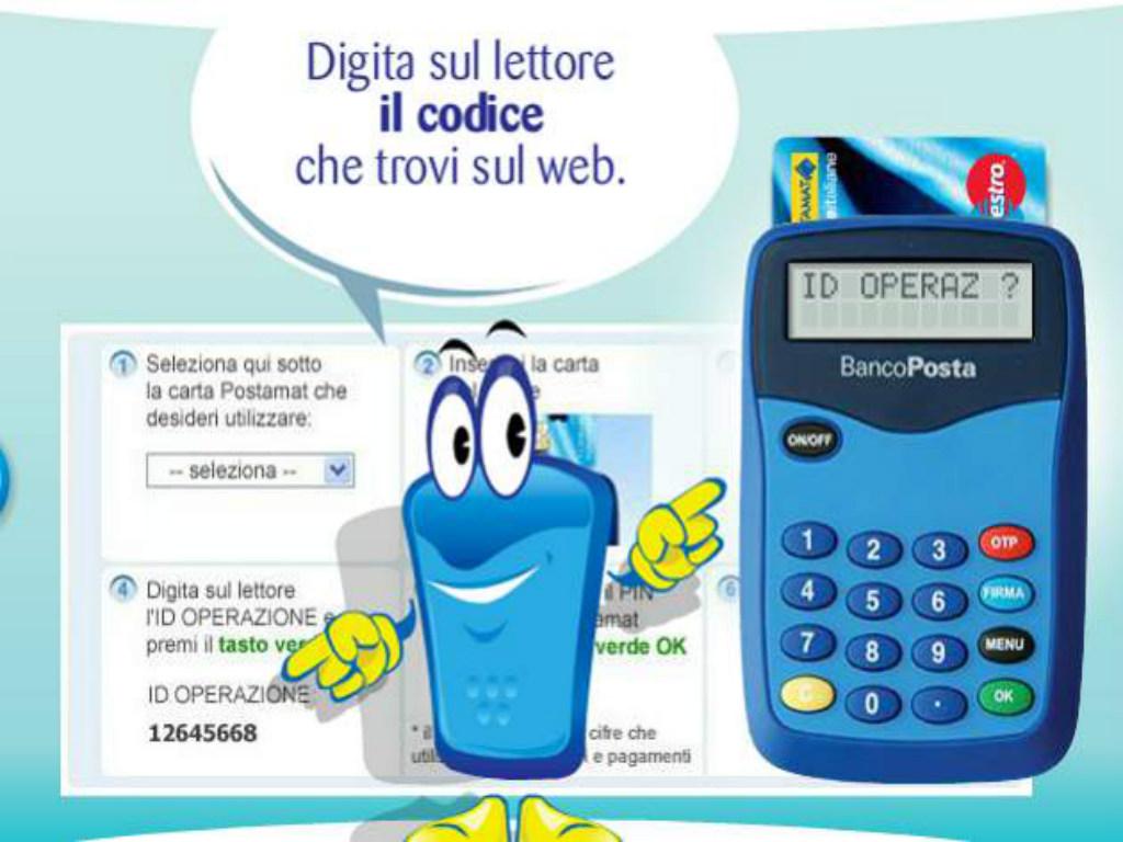 Lettore Bancoposta Il Funzionamento Del Nuovo Dispositivo
