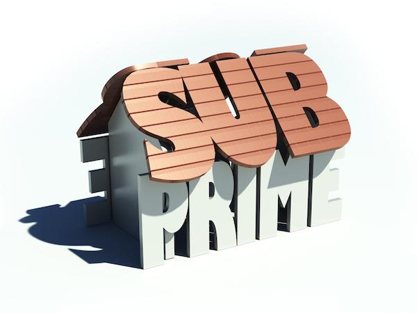 Risultati immagini per subprime