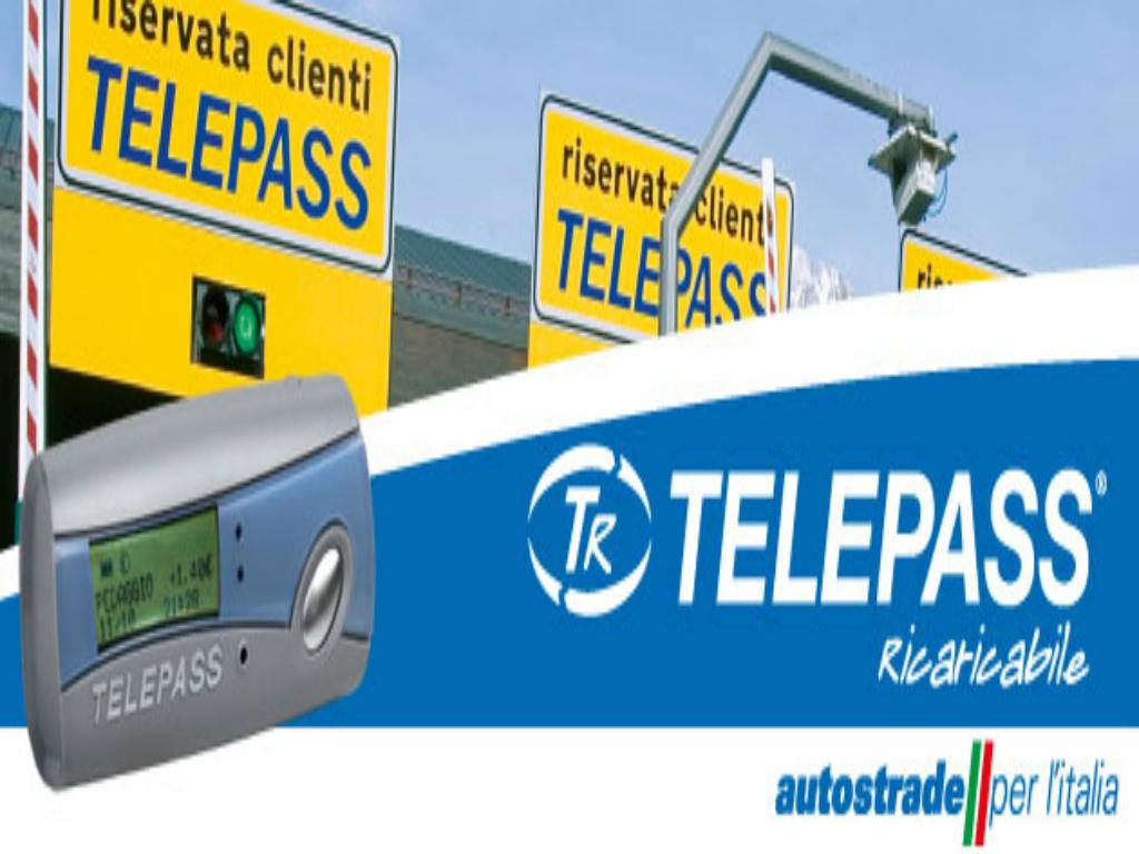 Telepass ricaricabile on line