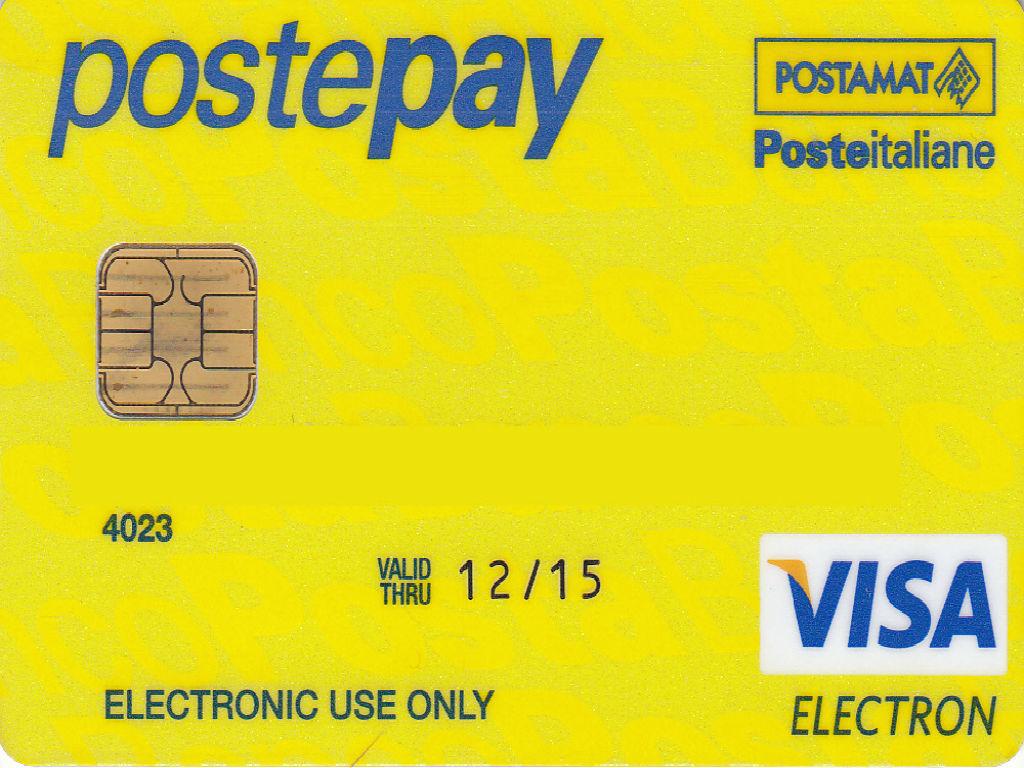 postepay it