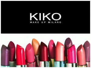 Kiko lavora con noi: le opportunità di lavoro offerte dalla compagnia di make up