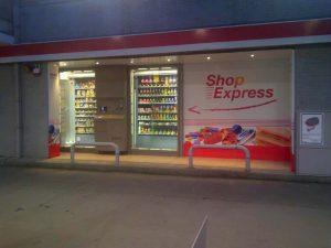 Aprire negozio automatico