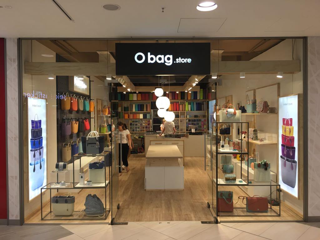 aprire o bag store