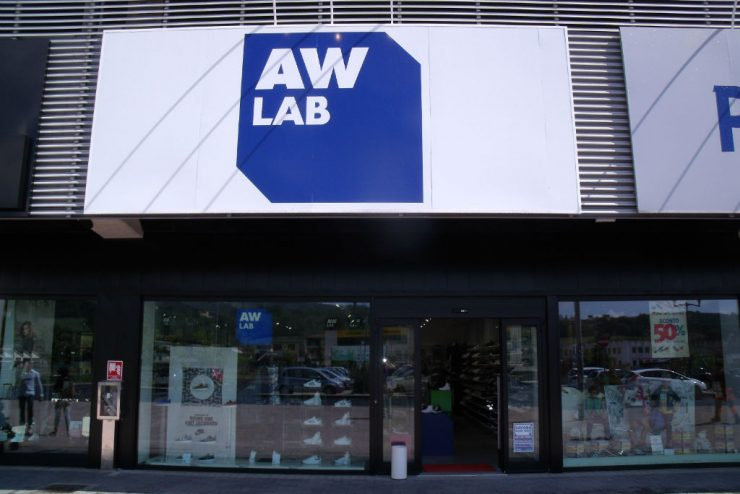 Aw Lab franchising