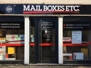 Mail Boxes franchising