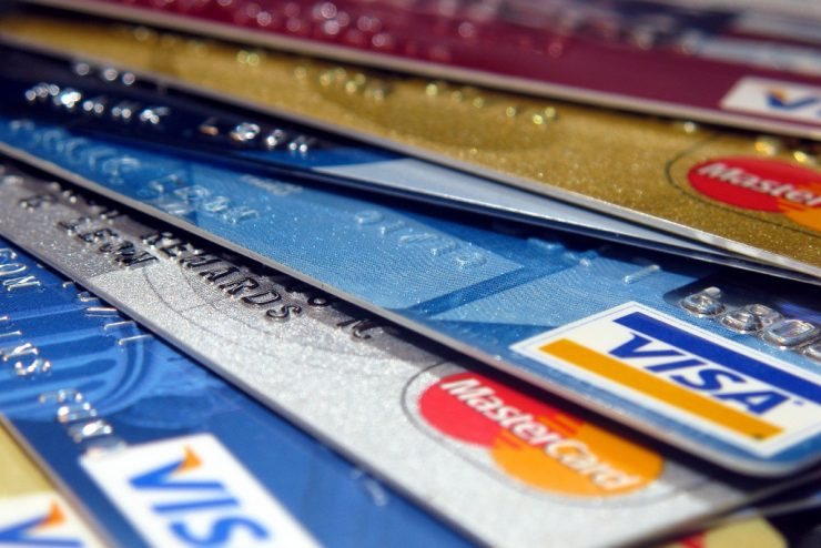 carta di credito senza busta paga