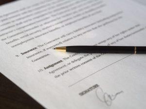 Disdetta contratto di affitto
