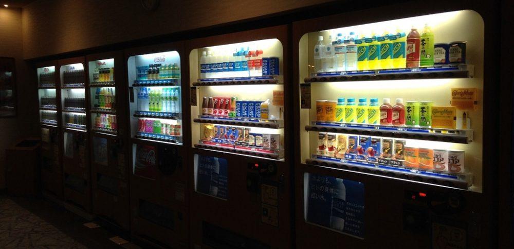 affittare distributori automatici