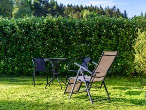 affittare giardino