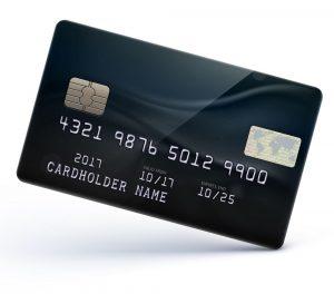 carte di credito nere
